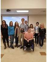 Akron HS Knowledge Bowl Team wins Regionals