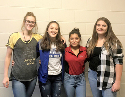 2018-2019 Student Council Officers